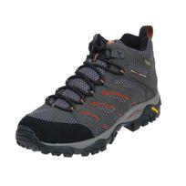 Merrell - Chaussures marche randonnées Moab mid gtx beluga Gris 68407