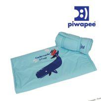 PIWAPEE - Tapis de plage impermeable cachalot