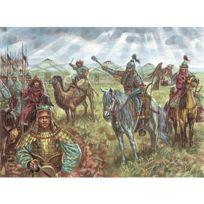 Italeri - Figurines Cavalerie mongole 13ème siècle