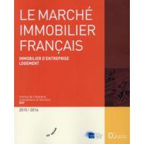 Delmas - le marché immobilier français ; immobilier d'entreprise ; logement ; édition 2016