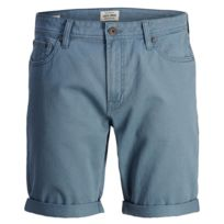 85067c0d8d4d Autres marques - Legenders - Short Toile - Homme - Timeout - Bleu ...