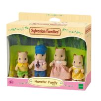 SYLVANIAN FAMILIES - Famille Hamster Sylvanian - 5121