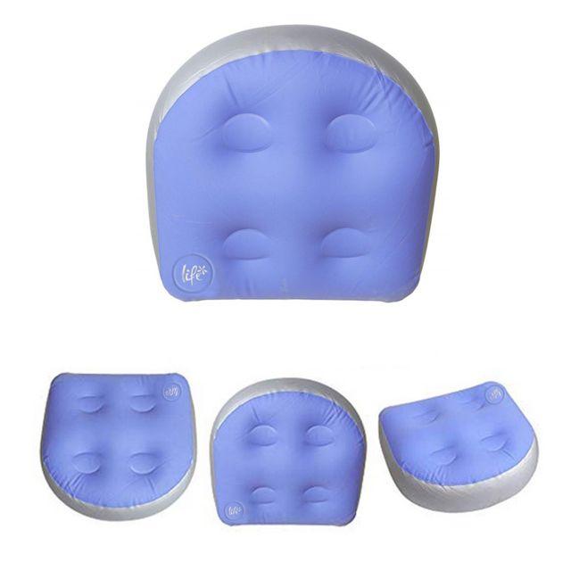 Retour Coussin Spa Massage Pad Mat souple gonflable Siège d'appoint pour les Spas