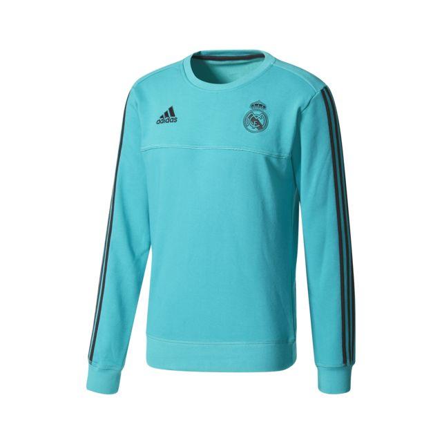 Adidas performance Sweat Entraînement Real Madrid Bleu