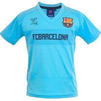 FC BARCELONE - Mini-kit maillot + short enfant - FC-ZE-6004 4A