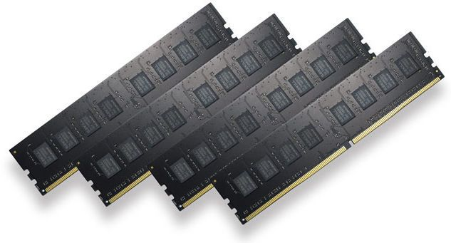 G.SKILL Ddr4 Value Serie Nt 16Go 4x4Go, Pc17000 2133Mhz Cl15 1.2V