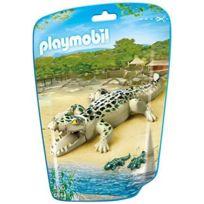 Playmobil - 310523 - Le Zoo - 6644 - Alligator