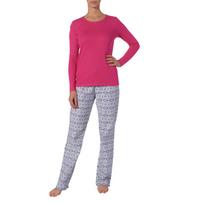 c9d7464d3f7ef Pyjamas Rose - Achat Pyjamas Rose pas cher - Rue du Commerce