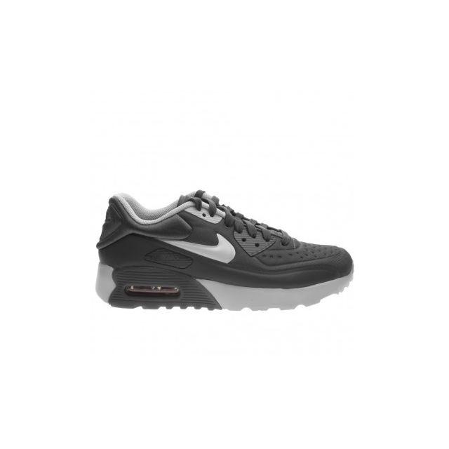 new product c2a9c 5eea7 Nike - Air Max 90 Se Gs - 844599-005 - Age - Adolescent, Couleur - Gris,  Genre - Mixte, Taille - 39 - pas cher Achat   Vente Chaussures basket - ...
