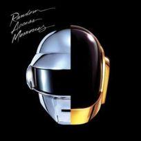 - Daft Punk - Random access memories Boitier cristal
