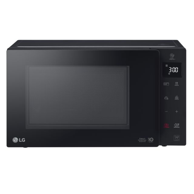 LG Micro-ondes Gril NeoChef - Mh6336GIB - Noir