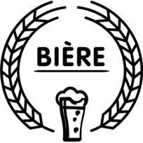 Nio - Tampon Bière Label Vintage