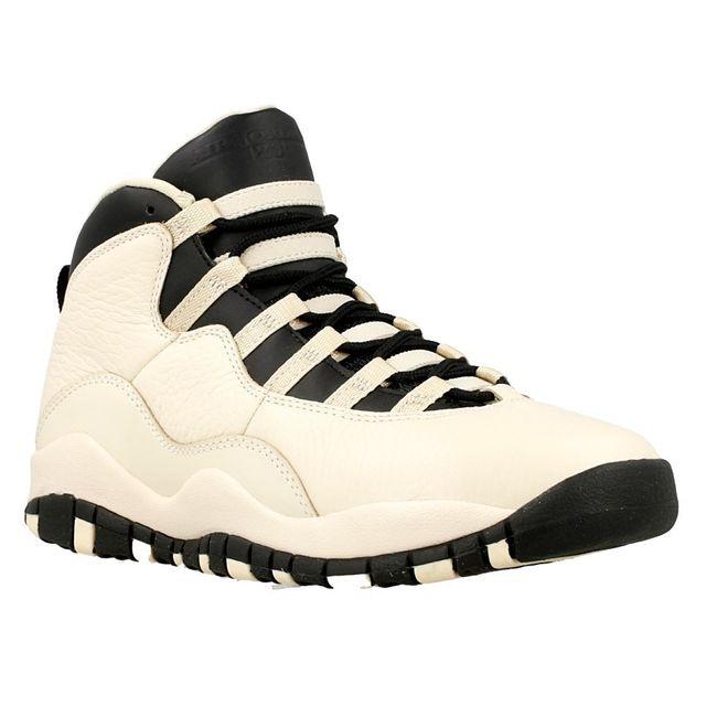 c491ed386308 Nike - Air Jordan 10 Retro Prem - pas cher Achat / Vente Chaussures basket  - RueDuCommerce