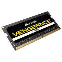 CORSAIR - Vengeance 8 Go 2 x 4 Go DDR4 SODIMM 2400 MHz Cas 16