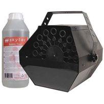 Kool Light - Machine à bulles + 1L Ks-mac-bubble+FLUID