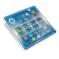 Inspiration Works - S1142 - Jeu Educatif Electronique - Tablette Monstres Academy