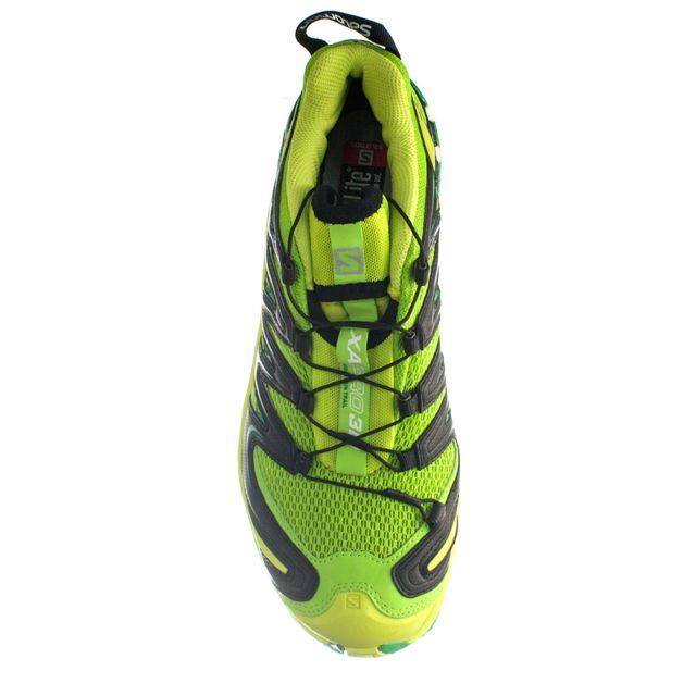 Salomon Xa Pro 3D Vert Gecko Chaussures pas cher Achat