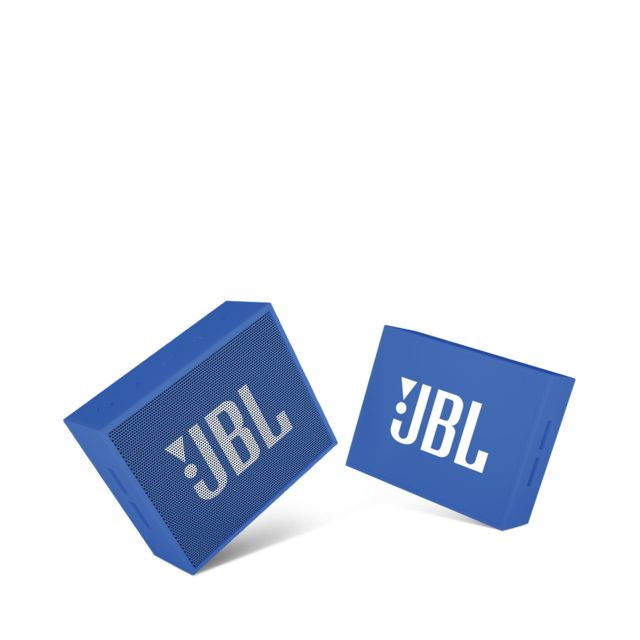 JBL Enceinte nomade Go - Bleu Diffusez partout votre play list avec la mini-enceinte GO de JBL!