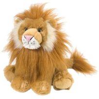 Wild Republic - 10938 - Peluche Lion 30 cm - Cuddlekins