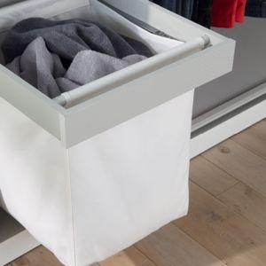 alin a altea panier linge coulissant d tachable pas cher achat vente armoire rueducommerce. Black Bedroom Furniture Sets. Home Design Ideas