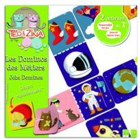 Teo & Zina - Les Dominos des métiers