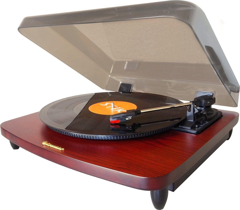 Platine tourne disque TT-380BT
