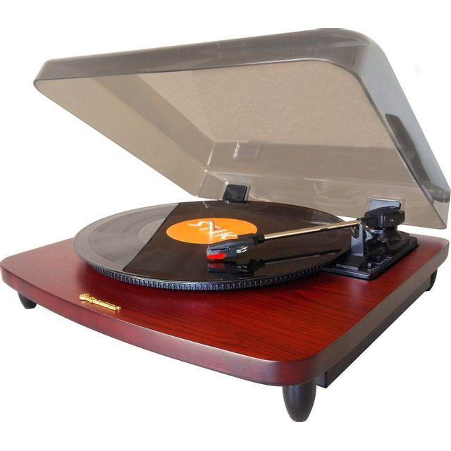 ROADSTAR - Platine tourne disque TT-380BT