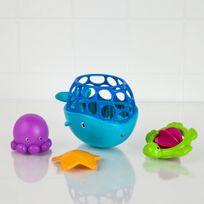 OBALL - Jouet de bain - Tubby Scoop Friends - 10068