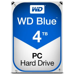 WESTERN DIGITAL - WD Blue 4 To