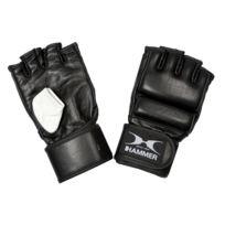 Hammer Boxing - Gants de boxe en cuir Prenium Mma, L/XL 95412