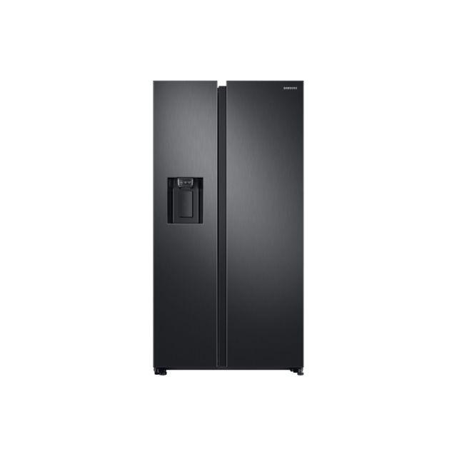 Samsung Réfrigérateur américain RS68N8241B1 617l,A++,Nofrost,noir