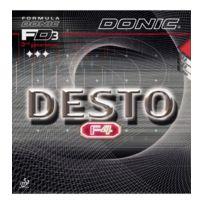 Donic - Revetement De Tennis De Table Desto F4 - 1.8mm