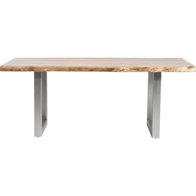 Karedesign Table en bois Nature Line 195x110cm Kare Design
