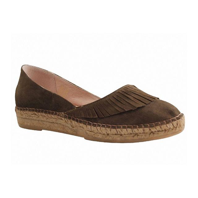 Gaimo alondra-sandale Corde-bronze