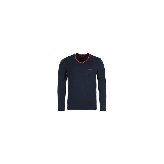 cb777e55815 Ea7 Emporio Armani - Tee-shirt - 111247-6A525-00135 - pas cher Achat ...