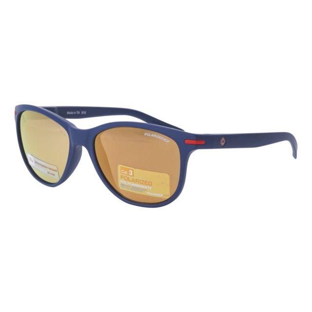 Julbo - Lunettes de solei Adelaide J512 9412 Mixte Bleu - pas cher Achat   Vente  Lunettes Tendance - RueDuCommerce 014a904818c5