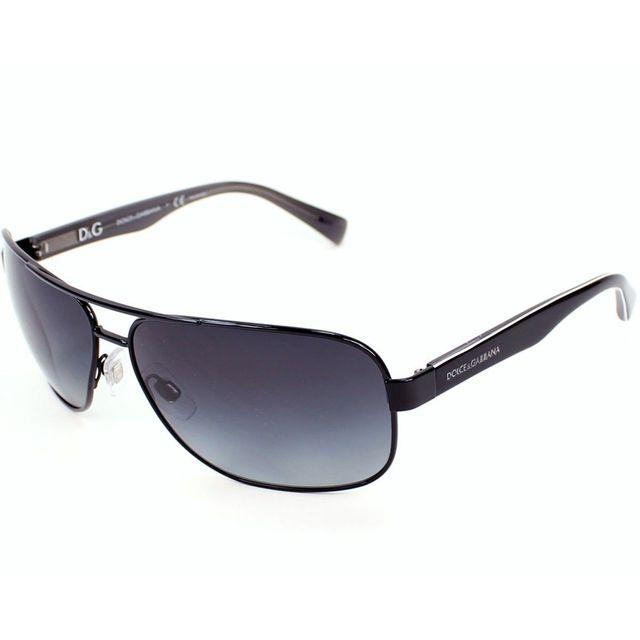 6d612278007c8 Dolce   Gabbana - Dolce Gabbana - Dg2120P 1169 T3 Noir - Lunettes de soleil
