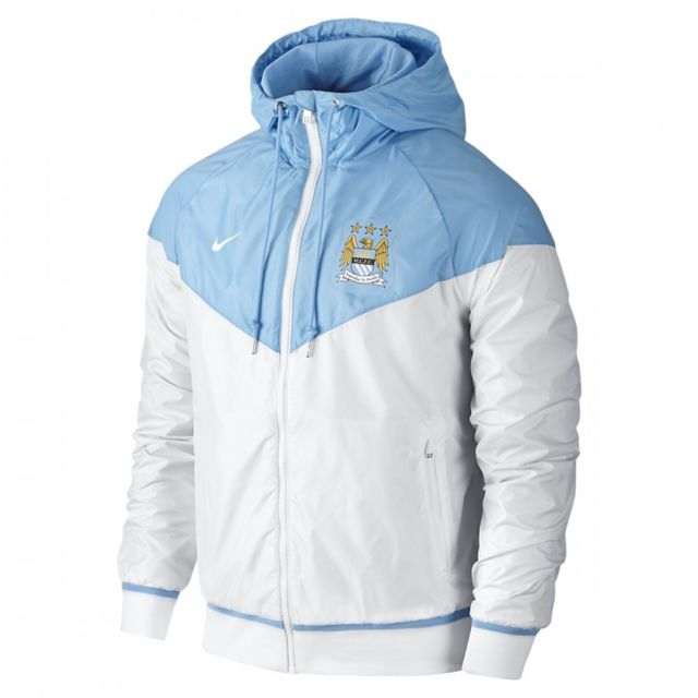 Nike Manchester Windrunner Coupe Authentic Vent City Veste tHZrxH