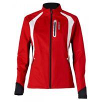 Briko - Evo Jacket Rouge Veste de ski de fond homme