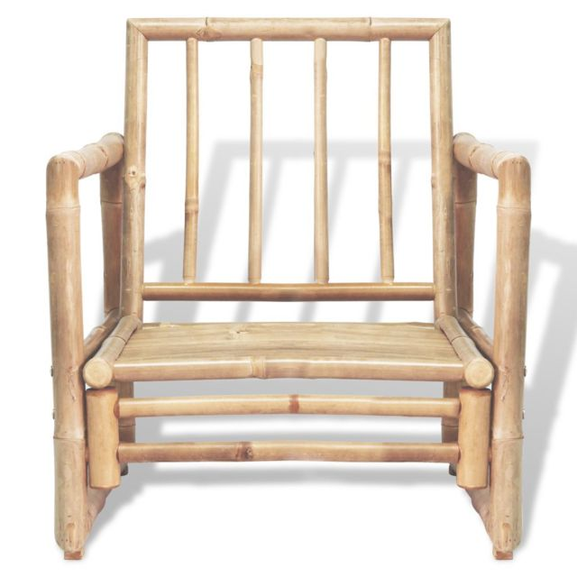 Sièges bambou chaise