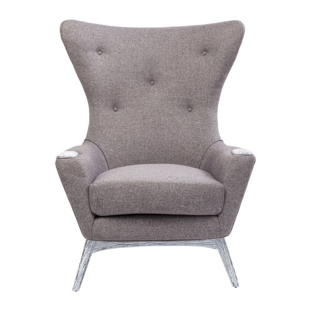 Karedesign Fauteuil Chillax gris Kare Design