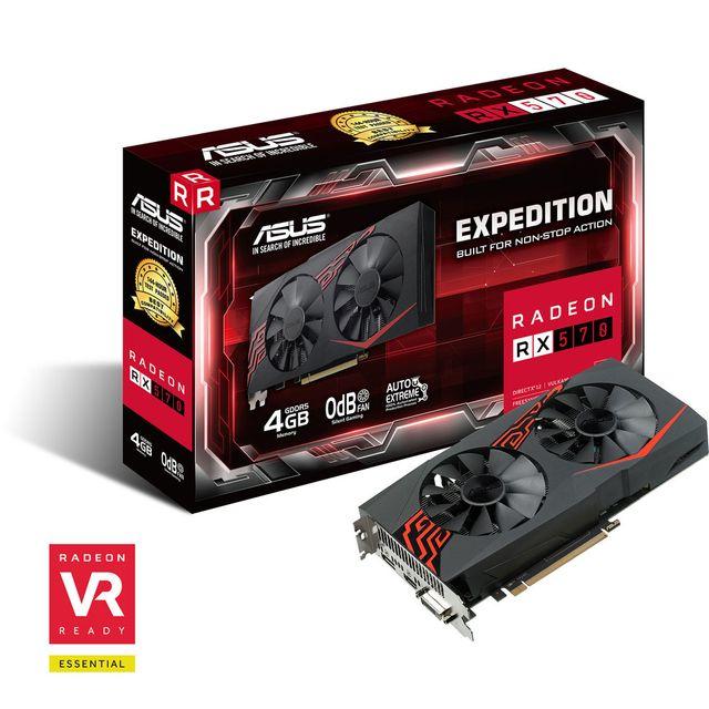 ASUS Radeon EX-RX570-4G