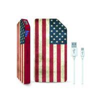 I-PAINT - Powerbank micro USB 3000 mAh - USA