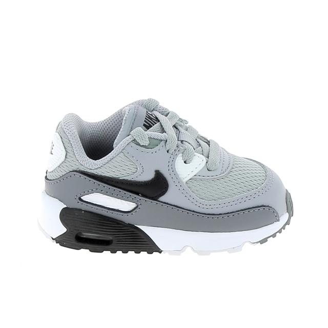 Nike Air Max 90 Bb Mesh Gris pas cher Achat Vente