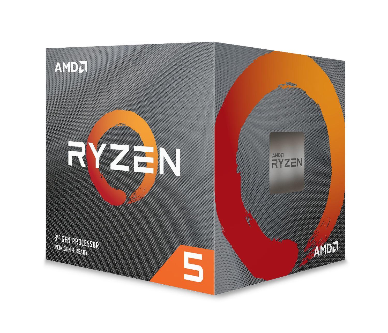 Ryzen 5 3600XT - 3,8/4,5 GHz