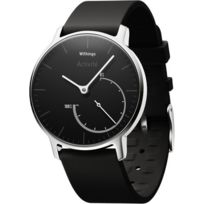 Withings - Activité Steel Noire