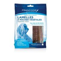 Francodex - Lamelles A Macher Pour Chien 350 Gr
