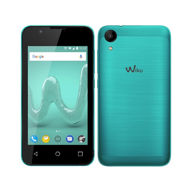 wiko sunny 2 bleen pas cher achat vente smartphone android android rueducommerce. Black Bedroom Furniture Sets. Home Design Ideas