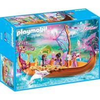 Playmobil - 9133 Fairies - Bâteau des fées enchanté