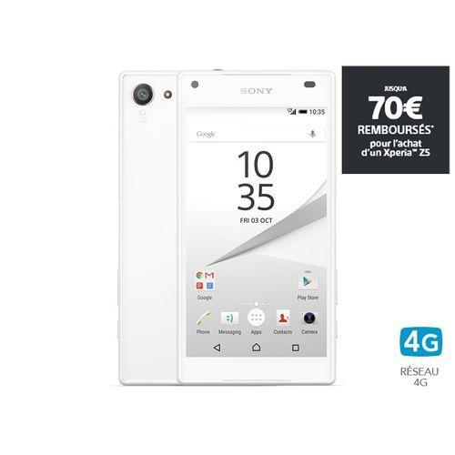 SONY - Xperia Z5 blanc